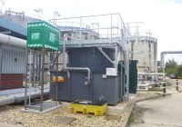 Southern Water recycling sludge with Neutralac liquid lime